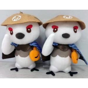 なび助 信州総文祭 ぬいぐるみ 10cm ギフト プレゼント|yoko-buri