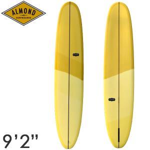 ALMOND アーモンド サーフボード SURF THUMP 9'2 サーフサンプ yoko-nori
