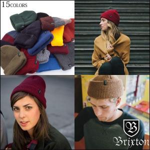 Brixton ニットキャップ ビーニー メンズ レディース ニット帽 Heist ブリクストン 正規販売店|yoko-nori