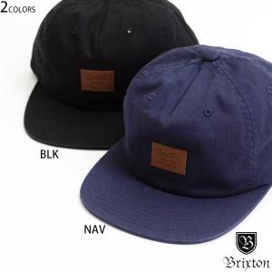 ブリクストン キャップ ブリクストン帽子 メンズ おしゃれ 人気 ブランド レザーワッペン|yoko-nori