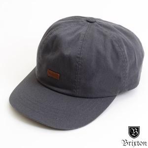 BRIXTON キャップ メンズ レディース レザー ワッペン 帽子 シンプル|yoko-nori