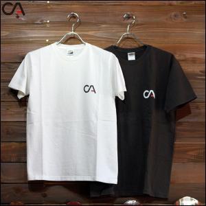 COUNTERATTRACTION ショップオリジナル ワンポイントロゴTシャツ 2色バリ|yoko-nori