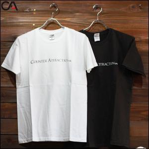 COUNTERATTRACTION ショップオリジナル Tシャツ 2色バリ|yoko-nori