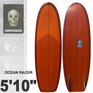 CHRISTENSON SURFBOARDS クリステンソンサーフボード OCEAN RACER 5'10
