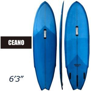 CEANO シーノ サーフボード Stingley 6'3
