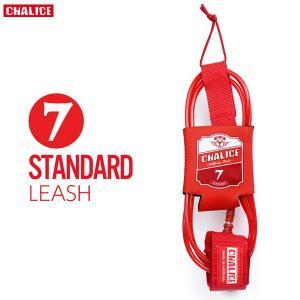 CHALICE チャリス リーシュコード 7' STANDARD LEASHES サーフィン ファンボード用|yoko-nori
