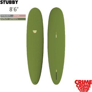 2021年最新モデル! CRIME SURFBOARDS クライム サーフボード STUBBY 8'...