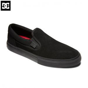 DC SHOE/ディーシーシューズ  ●歩きやすさにこだわり設計されたスケートシューズ。程よく厚みの...