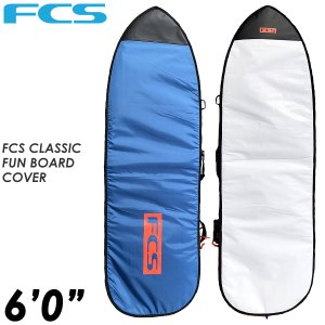 FCS サーフボード ハードケース CLASSIC 6'0ft Funboard エフシーエス ファ...