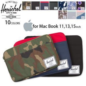 HERSCHEL ハーシェル ノート PCケース ANCHOR SLEEVE for Mac Boo...