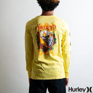 Hurley ハーレー ネルシャツ チェック メンズ HEMMINGWAY TOP LS yoko-nori