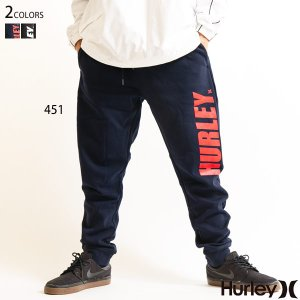 HURLEY ハーレー メンズ スウェットパンツ ボトムス フリース イージーパンツ ロゴ SURF CLUB ONE&ONLY PANT yoko-nori