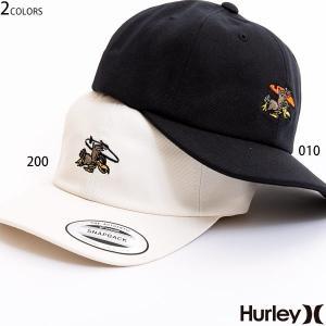 HURLEY ハーレー キャップ 帽子 SNAPBACK スナップバック INTERNATIONAL HAT|yoko-nori