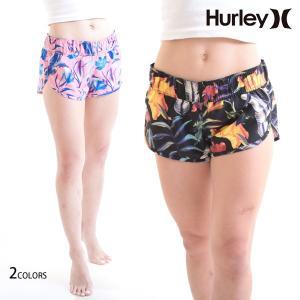 HURLEY ハーレー レディース ショートパンツ 水着 ショート丈 体型カバー 短パン マリンスポーツ|yoko-nori