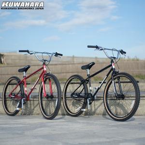 【一部地域送料無料】BMX KUWAHARA クワハラ