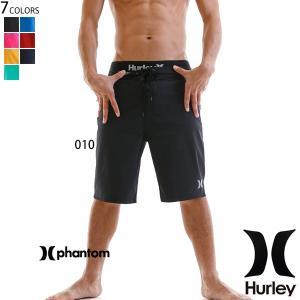 ハーレー 水着 メンズ サーフパンツ ブランド 無地 ロゴ ブラック yoko-nori