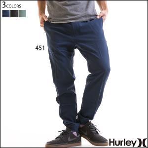 Hurley ハーレー ジョガーパンツ メンズ 水陸両用 撥水加工 yoko-nori