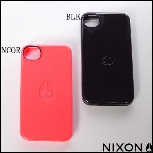 アイフォン ケース NIXON/ニクソン iPhone 4/4S ケース JACKET yoko-nori