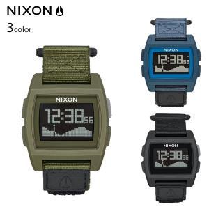 NIXON ニクソン 腕時計 ベースタイド ナイロン 防水 サーフィン タイドグラフ サーフウォッチ メンズ レディース yoko-nori