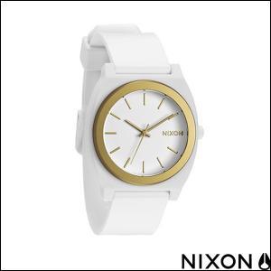 NIXON ニクソン 腕時計 TIME TELLER P タイムテラー ユニセックス ウォッチ WHITE/GOLD ANO yoko-nori