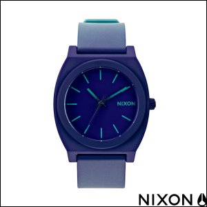 NIXON ニクソン 腕時計 TIME TELLER P タイムテラー ユニセックス ウォッチ TEAL/PURPLE FADE yoko-nori