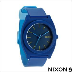NIXON ニクソン 腕時計 TIME TELLER P タイムテラー ユニセックス ウォッチ NAVY/SKY BLUE FADE yoko-nori