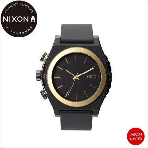NIXON ニクソン 腕時計 レディース メンズ THE TIME TELLER P BLACK/GOLD ANO 日本限定 ブラック ゴールド 正規販売店 yoko-nori