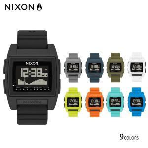 ニクソン 腕時計 メンズ ベース タイド プロ 防水 タイド サーフィン スノーボード ダイビング yoko-nori