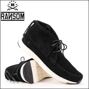 RANSOM/ランサム フィールドライト ●スポーティな質感を残しながらスエードを使った優しい風合い...