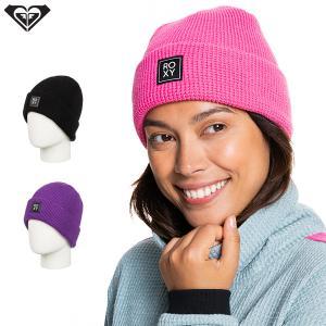 ROXY ロキシー ビーニー ニット帽 スノーボード レディース ウェア 帽子  BLIZZARD BEANIE|yoko-nori