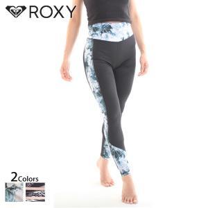 ROXY ロキシー ボトムス レディース レギンス パンツ 脚痩せ 10分丈 スパッツ|yoko-nori