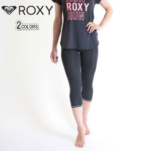ROXY ロキシー キッズ レギンス 子供用 UVカット UPF50+ MINI PEARL DIVE XS ジュニア サイズ|yoko-nori