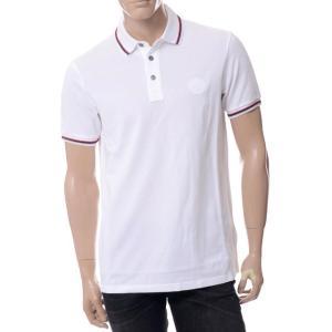エンポリオアルマーニ(EMPORIO ARMANI) ポロシャツ ホワイト|yokoaunty