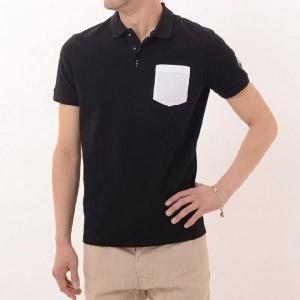 30% OFF サンデックバイニールバレット sundek by neilbarret ポロシャツ ブラック 【正規取扱店】|yokoaunty