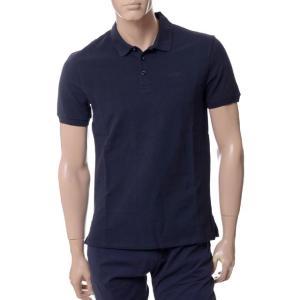 アルマーニジーンズ(ARMANI JEANS) ポロシャツ ネイビー|yokoaunty