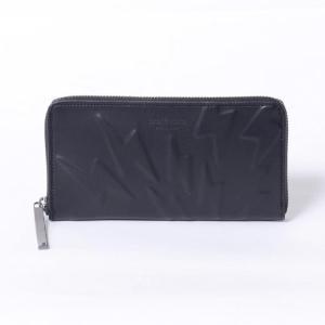 ミハラヤスヒロ(MIHARAYASUHIRO) サンダー長財布 ブラック|yokoaunty