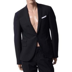 30% OFF ニールバレット(Neil Barrett) 2ボタンスリムスーツ ウール ブラック 【正規取扱店】|yokoaunty