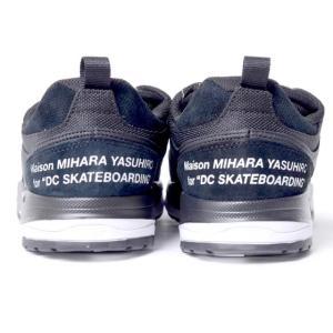 ミハラヤスヒロ MIHARAYASUHIRO DC Shoes スニーカー ブラック|yokoaunty|03