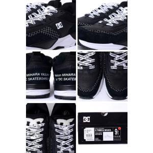 ミハラヤスヒロ MIHARAYASUHIRO DC Shoes スニーカー ブラック|yokoaunty|05
