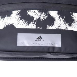 ステラマッカートニー stella mccartney アディダス adidas バムバッグウエストポーチ プレーンウィーブ ブラック|yokoaunty|04