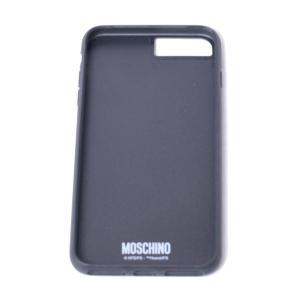 モスキーノ(Moschino) 犬iPhone7/8 Plusケース ライトブルー|yokoaunty|02