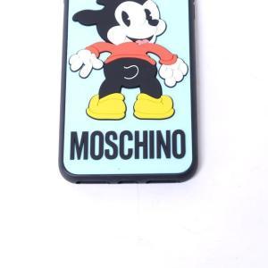 モスキーノ(Moschino) 犬iPhone7/8 Plusケース ライトブルー|yokoaunty|03