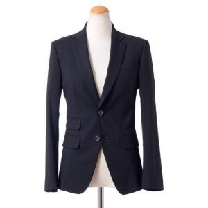 ディースクエアード(Dsquared2) スーツジャケット ストレッチヴァージンウール ブラック 【正規取扱店】|yokoaunty