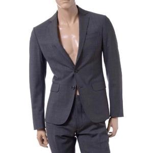 30% OFF ディースクエアード(Dsquared2) セットアップ2ボタンスーツ ウール チャコールグレー 【正規取扱店】|yokoaunty