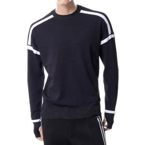 ブラックバレット BLACKBARRETT セーター ブラック|yokoaunty