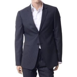 30% OFF エンポリオアルマーニ(EMPORIO ARMANI) ノッチドラペル柄スーツ ブラック|yokoaunty