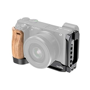 SMALLRIG SONY A6400 / A6300カメラ用Lブラケット -APL2331