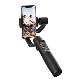 Hohem iSteady Mobile 3軸手持ちジンバル スマートフォン スタビライザー ?スマ...