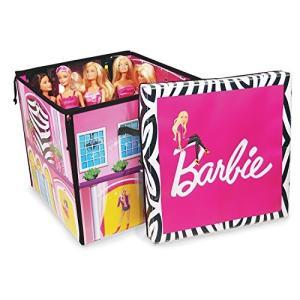 バービーNeat-Oh! Barbie ZipBin Dream House Toybox & Playmat A1465XX|yokobun