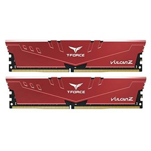 Team DDR4 2666Mhz(PC4-21300) 8GBx2枚(16GBkit) デスクトッ...